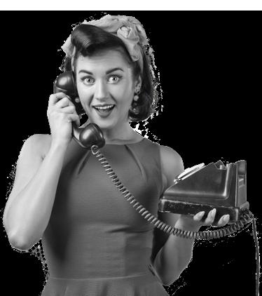 phone-lady